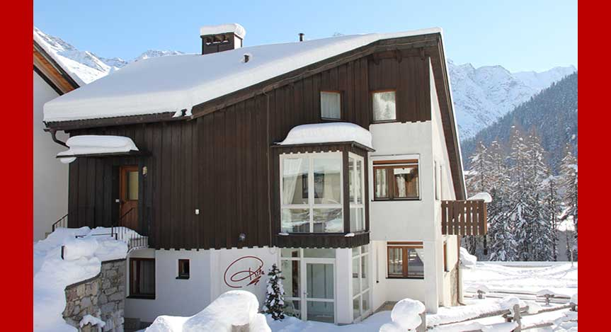 Haus Rita in Sulden am Ortler